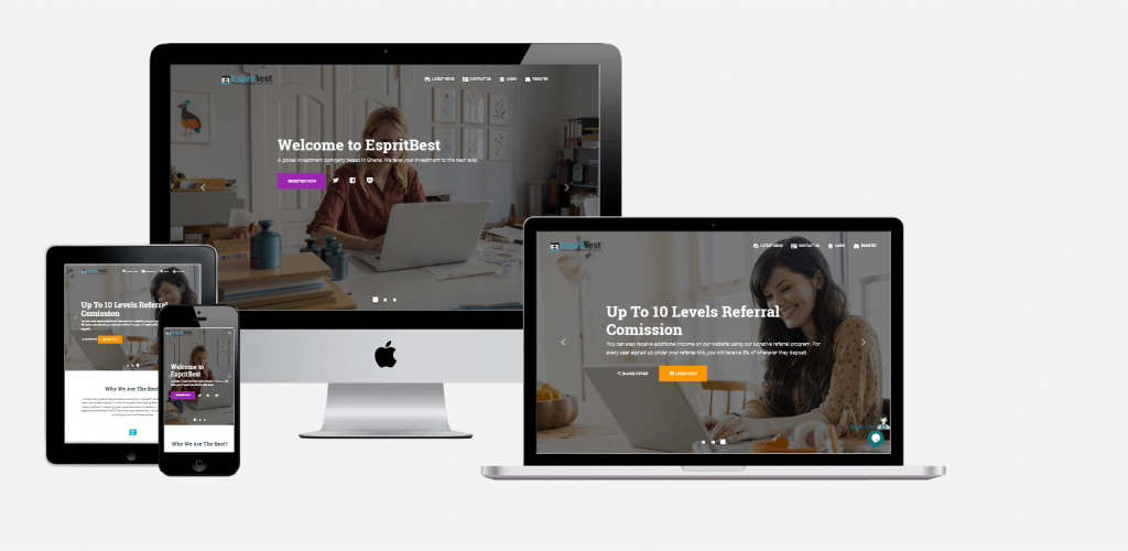 website designers in ghana